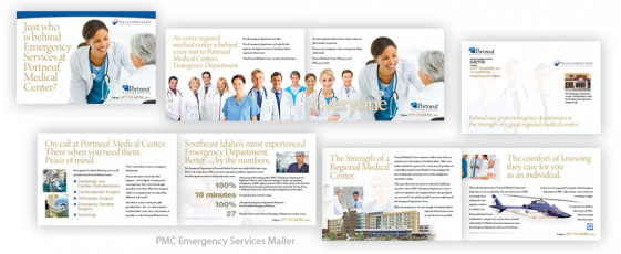 PMC Emergency Services Mailer