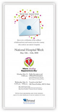 PMC National Hospital Week Newspaper