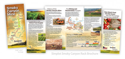Simplot Smoky Canyon Brochure