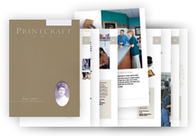 Printcraft Press Capabilities Brochure