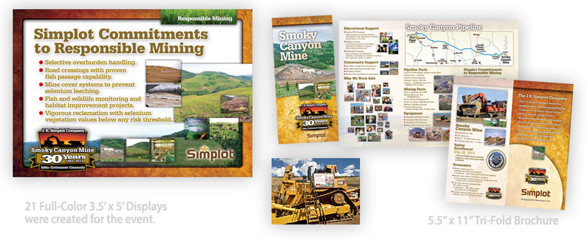Simplot Smoky Canyon Mine 30th Anniversary Event